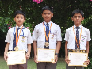 Spell Bee State Level Competition 2013-14