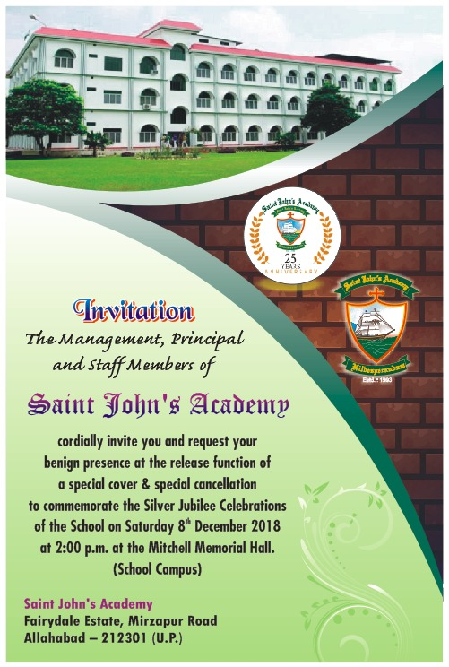 Saint John's Academy - Education Redefined
