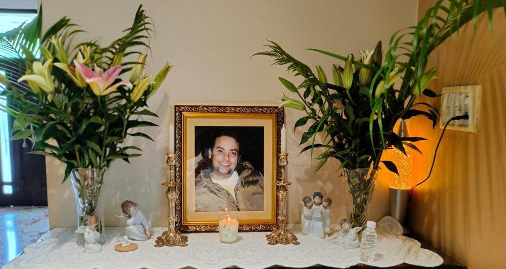 MITCHELL RYAN INNES MEMORIAL SERVICE